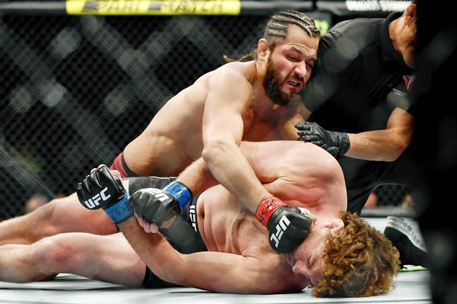 Askren's most famous defeat was his loss in seconds to Jorge Masvidal. Image: PA Images