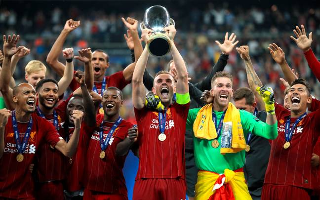 Jordan Henderson could soon be lifting another trophy. Image: PA Images