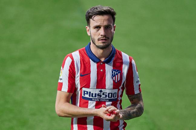 Saul could be heading to Barcelona. Image: PA Images