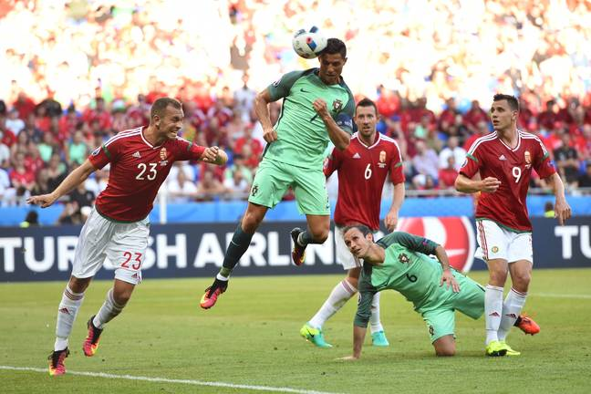 Portugal and Hungary drew 3-3 in a thrilling clash at Euro 2016