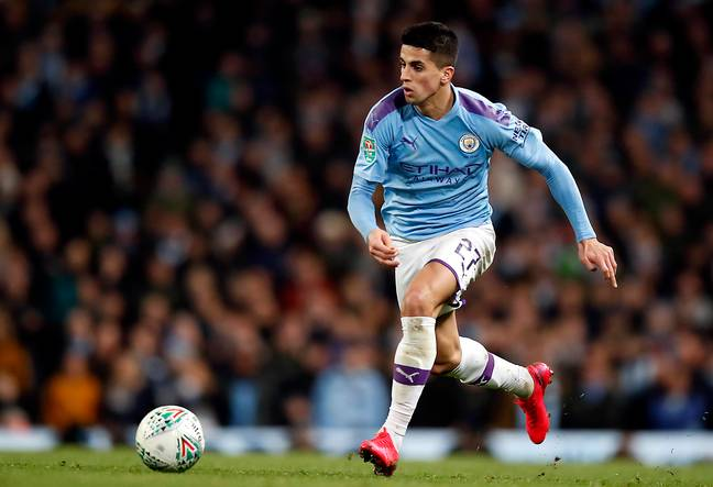 Cancelo joined City from Juventus last summer but has failed to nail down a starting spot. Image Credit: PA