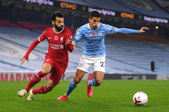 Cancelo is extremely important to how City play. Image: PA Images