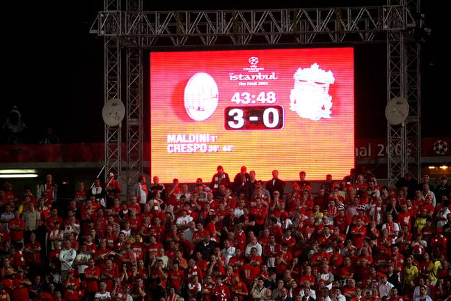 The Ataturk played host to one of the most memorable Champions League finals ever. Image: PA Images