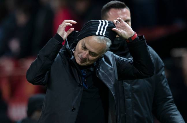 Manchester United paid out £19.6million to Jose Mourinho and his team when he was sacked last December