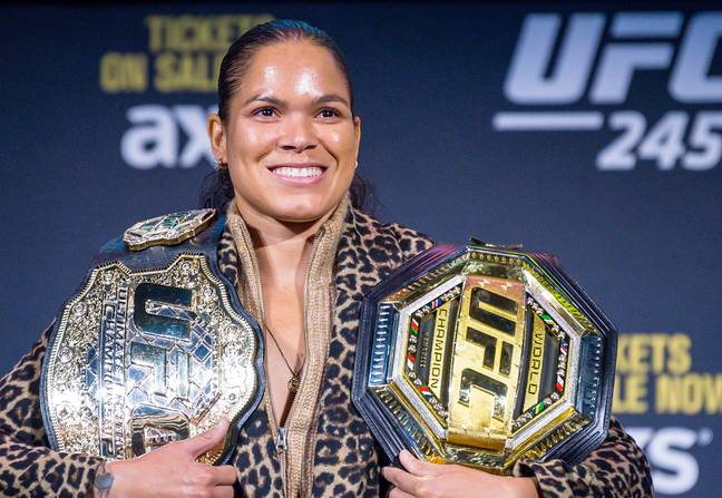Amanda Nunes is the best female fighter on the planet and set for another big year