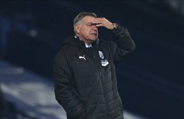 A draw with Liverpool aside, it's not been a great start for Big Sam. Image: PA Images