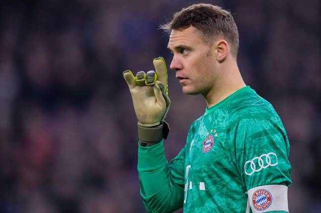 Manuel Neuer has enjoyed huge success with Bayern Munich and Germany over the past decade