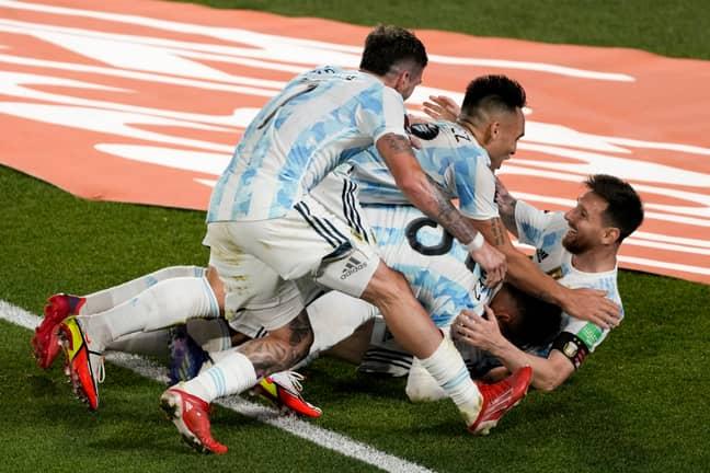 PA: Lionel Messi