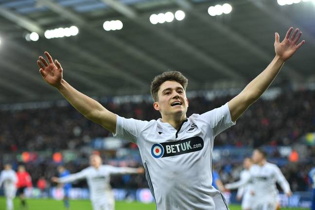 Daniel James looks set to become United's first summer signing. Image: PA Images