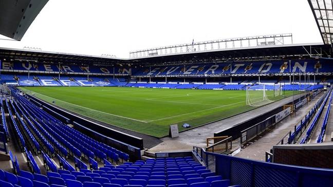 Everton released a statement confirming the arrest of one of their players who has been suspended by the club