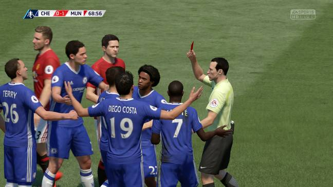 FIFA 17 (Image Credit: EA Sports)