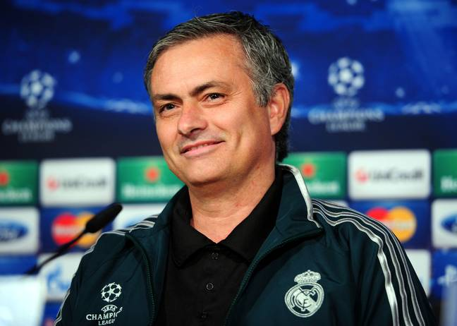 Could Mourinho be back at Real? Image: PA Images