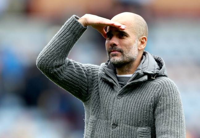 Guardiola looking for ways to make his team even better. Image: PA Images