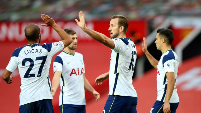 Spurs have hardly needed help scoring recently. Image: PA Images