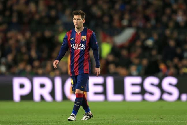 Lionel Messi priceless