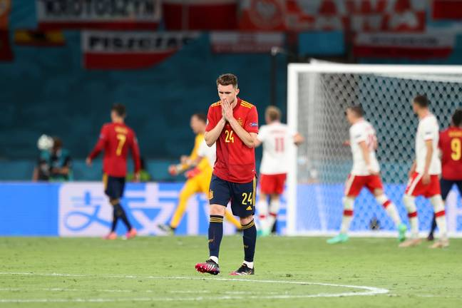 Spain could go out after just two points from two games but are still well fancied to win. Image: PA Images