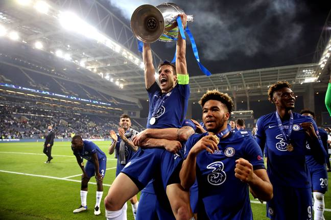 Chelsea won the Champions League last season after beating Manchester City 1-0 in the final