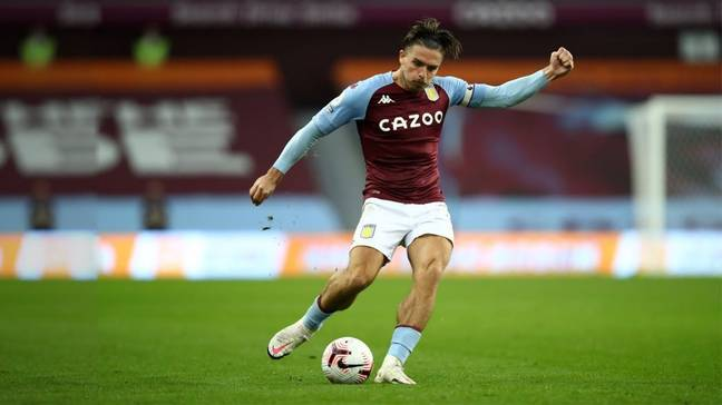 Grealish is one of Europe's best passers of the ball