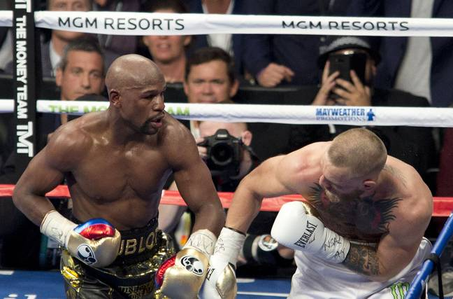 Floyd Mayweather Jr cruised to victory for his 50th and final victory against Conor McGregor in 2017