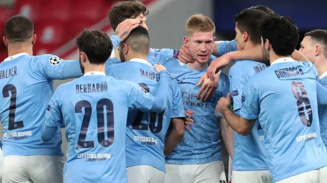 A win for Manchester City will see Guardiola's fantastic side do the treble