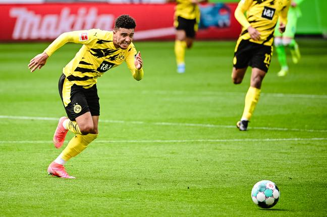 Sancho could move this summer. Image: PA Images