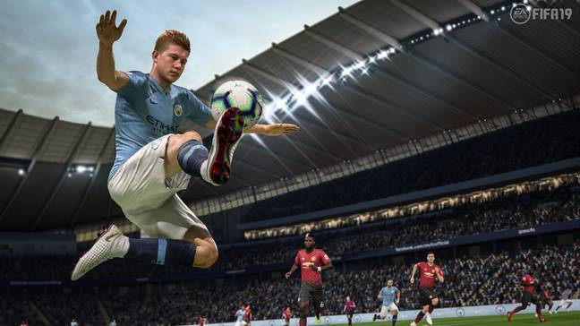 Fifa 20 is the 27th installment in the FIFA series. Credit: EA