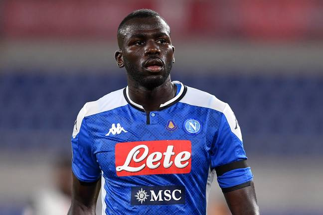 Koulibaly is one of the most sought after players in the world. Image: PA Images