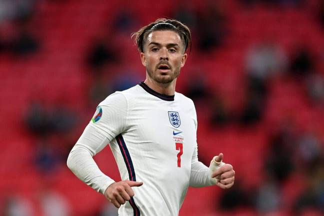 Jack Grealish is currently away with England at this summer's European Championships