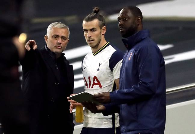 Mourinho often used Bale as a substitute. Image: PA Images