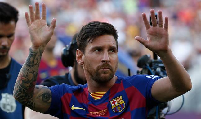 Lionel Messi or Cristiano Ronaldo is the great debate in football's modern era
