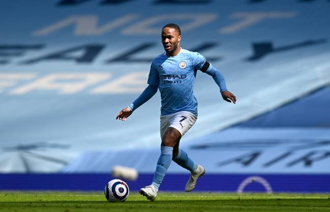 Sterling could be set to leave City this summer. Image: PA Images