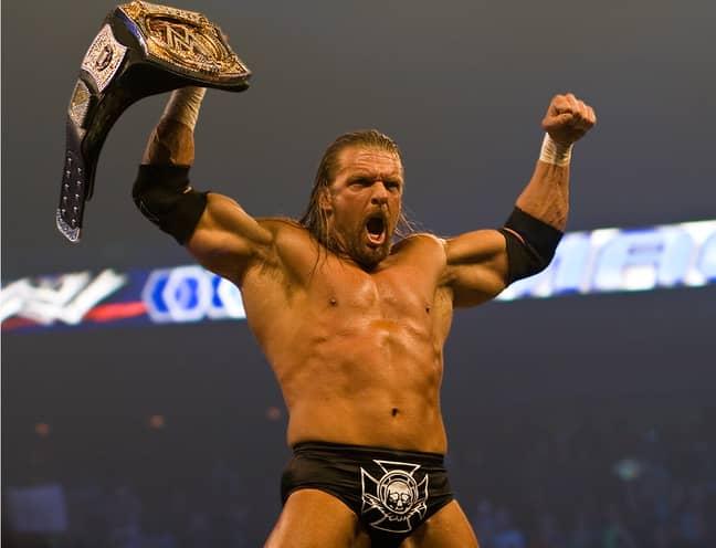 Triple H in 2008. Credit: Wikimedia Creative Commons