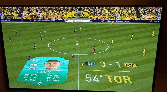Phil Foden fifa ultimate team