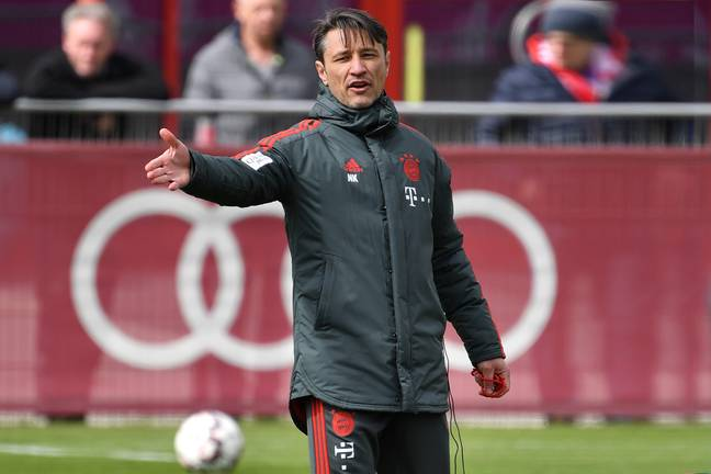 Should Kovac be worried? Image: PA Images