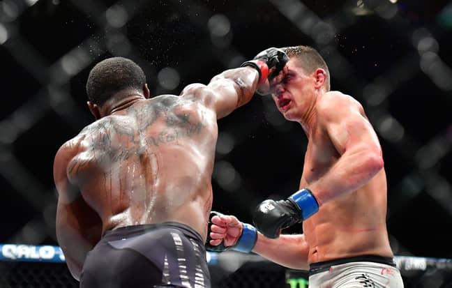 Tyron Woodley has spent an illustrious career inside UFC's octagon