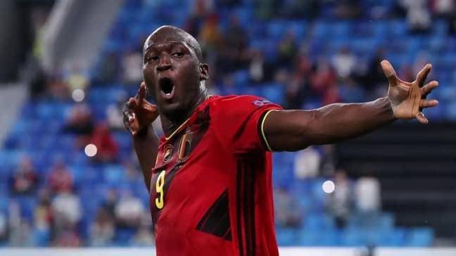 Romelu Lukaku has scored 62 goals from 94 games for Belgium