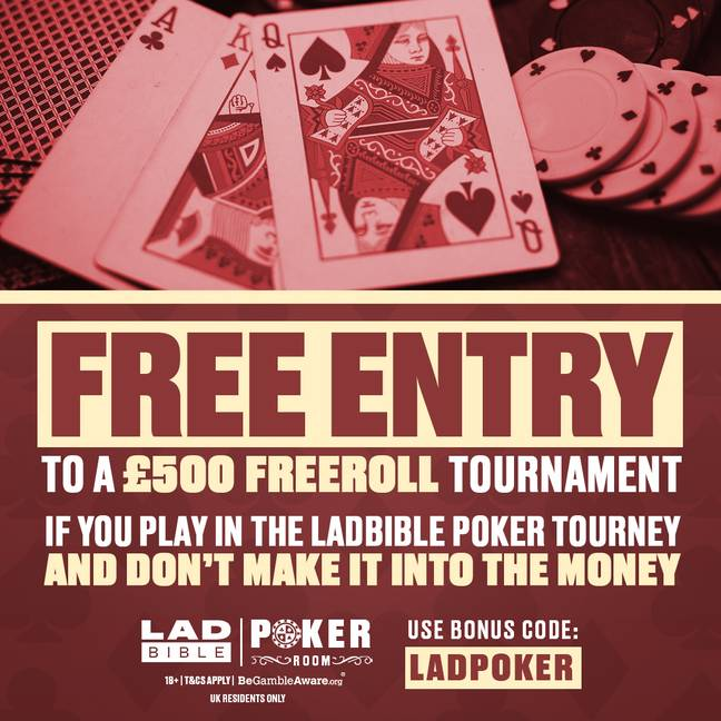 We're Paying Out Everyone In The LADbible Poker Tournament