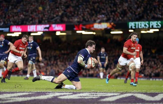 Scotland have a new attacking verve to their game, will it be enough against Eddie Jones' side? Image: PA Images