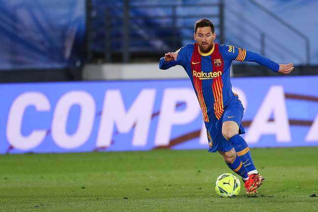 Barcelona have had their issues but they've still taken the number one spot. Image: PA Images