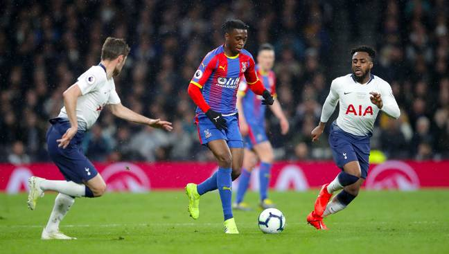Wan-Bissaka has been hugely impressive this season. Image: PA Images