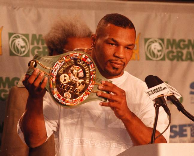 When will Tyson make his long-awaited return? Credit: PA