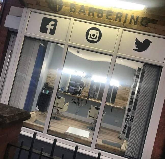Image: CSF Barbering