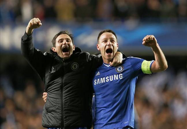 Lampard and Terry
