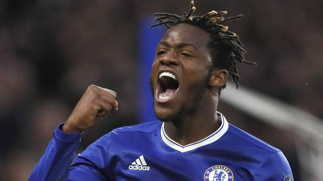 Batshuayi hasn't had that many chances to prove himself at Stamford Bridge. Image: PA Images