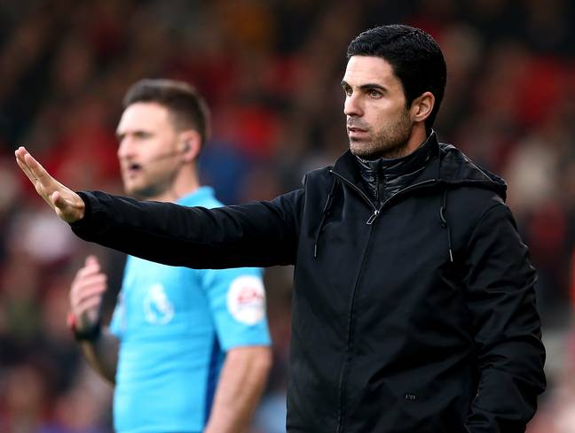Arteta faces a tricky start to his Arsenal tenure with Chelsea on Sunday followed by United on New Year's Day. (Image Credit: PA)