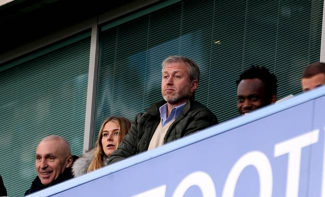 Roman Abramovich will be pleased to see his side rise in value. Image: PA Images