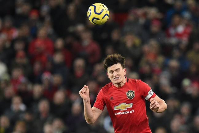 Harry Maguire is widely regarded as a threat from set-pieces