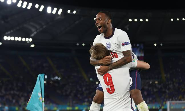 Raheem Sterling is one of four first-team players that Manchester City could use in a deal to sign Kane