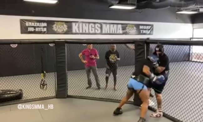 Image: Kings MMA