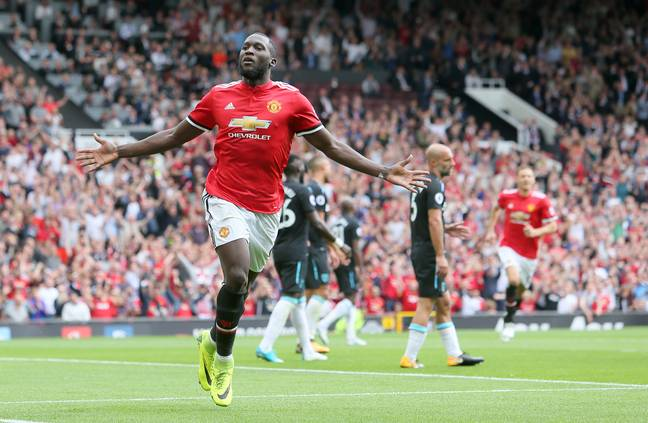 Lukaku did well for United but didn't fit in with Ole Gunnar Solskjaer's plans. Image: PA Images